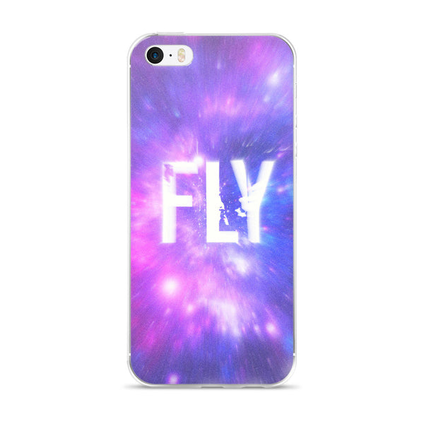 FLY Universe Space Design iPhone Case