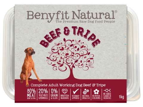 complete raw dog food