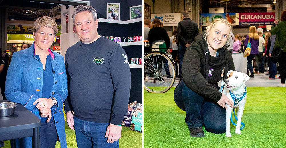 Crufts 2020 Benyfit Natural Celebs
