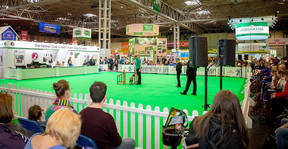 Crufts 2020 Benyfit Natural Show Ring