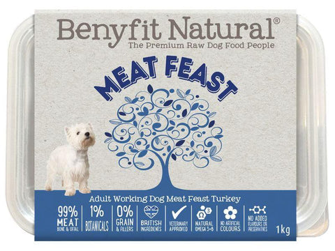 best raw dog food brand