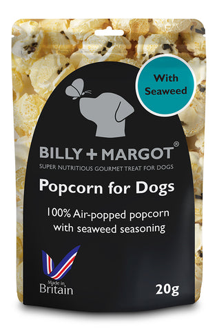 Billy & Margot Popcorn with Seaweed