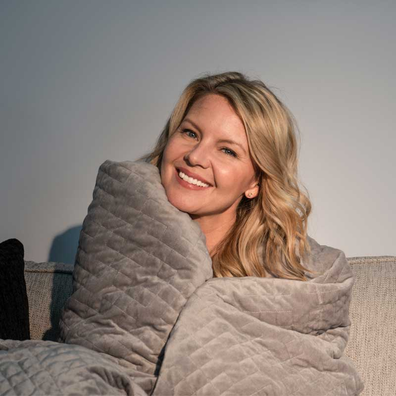 Introducing the chiliBLANKET, a Next-Gen Weighted Blanket