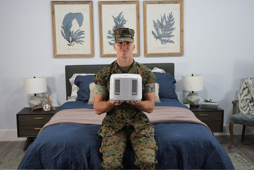 How Can Veterans with PTSD Get More Sleep?