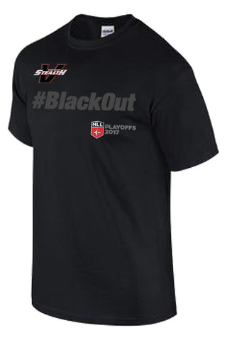 YTH Blackout 17 Playoffs T