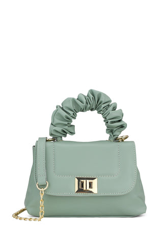 Sac a main Aqua-Green