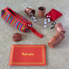 Travel Perudo Set