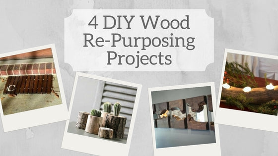 4 Diy Wood Repurposing Projects Proof Eyewear