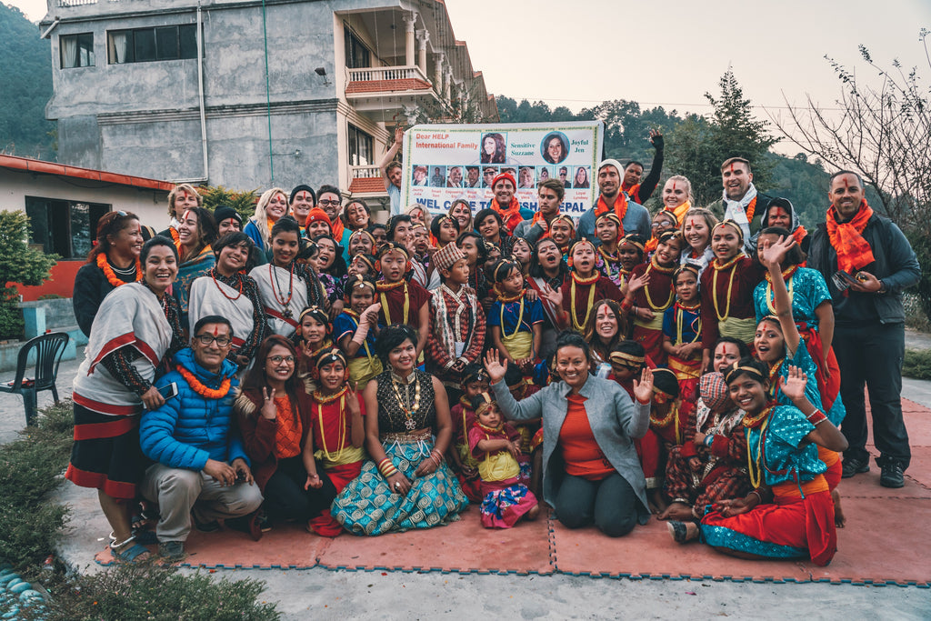 The Nepal Project 2017