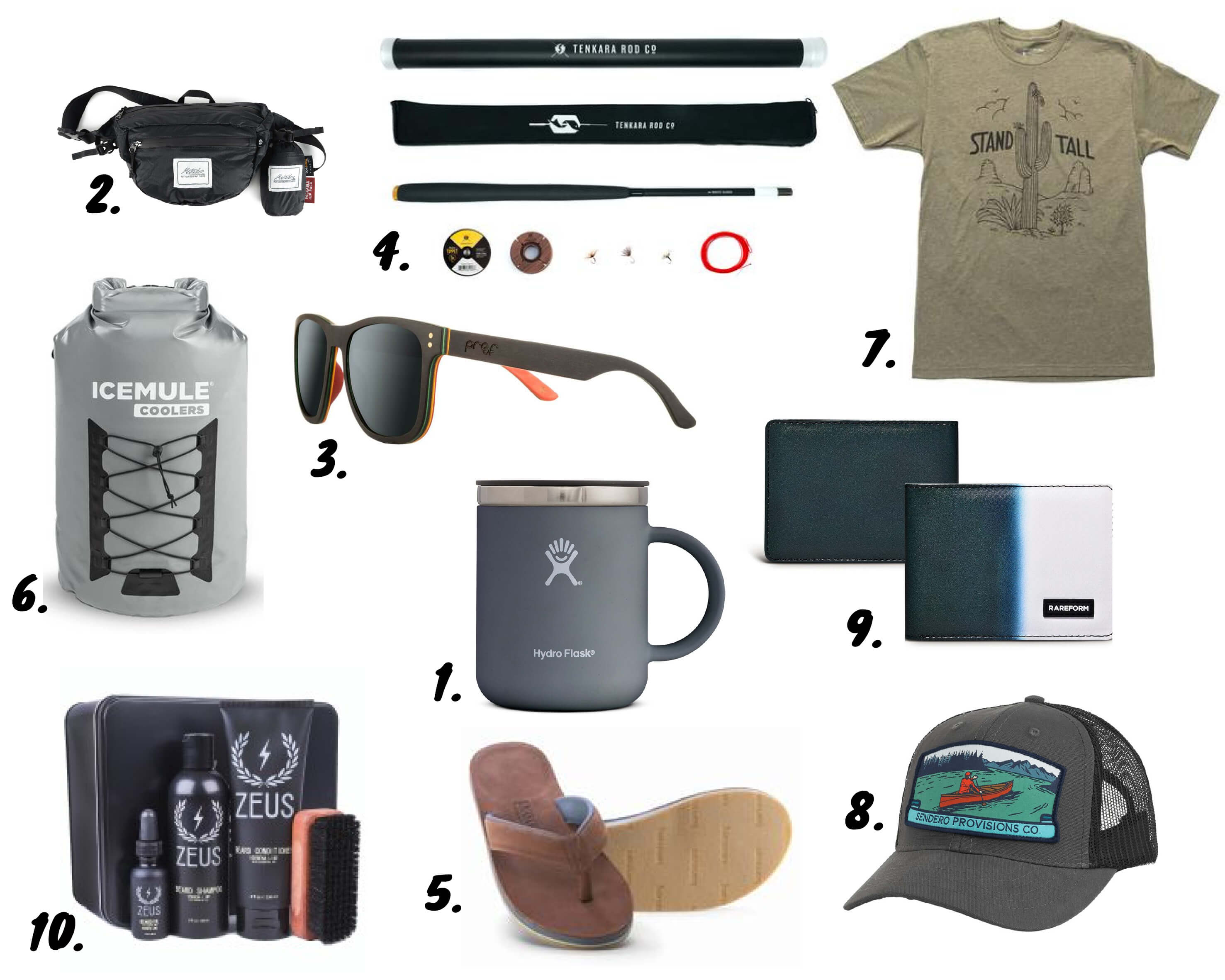 The Dad-Approved Gift Guide