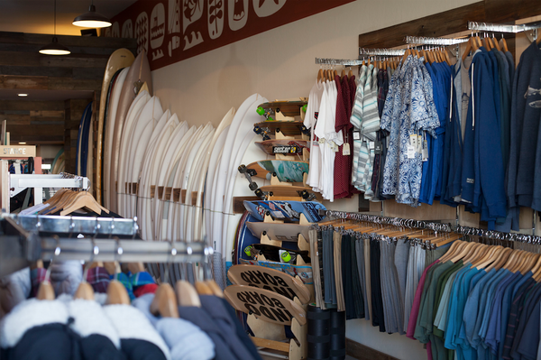 Featured Partner: Aqua Surf Shop