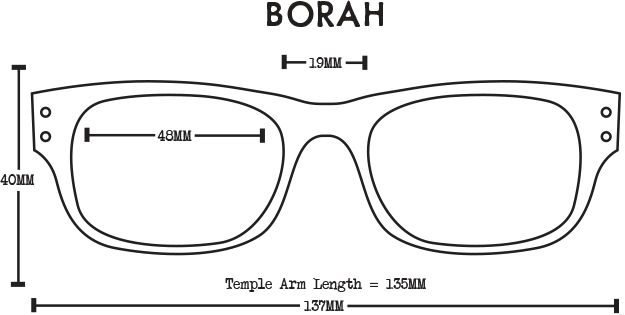 Borah Eco Fit Guide