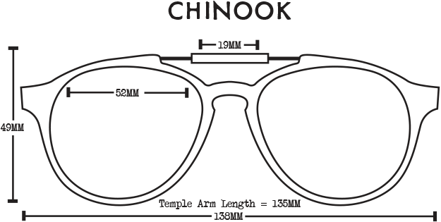 Chinook Eco Fit Guide