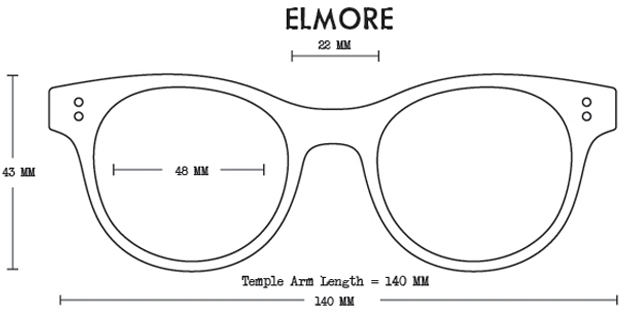 Elmore Acetate Fit Guide