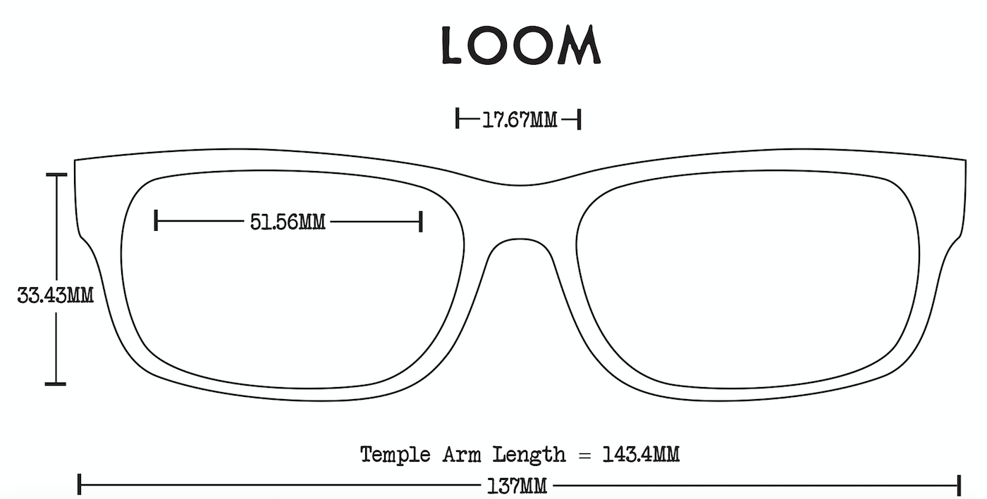 Loom Eco Sale Fit Guide
