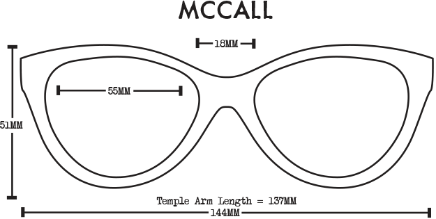 McCall Wood Fit Guide