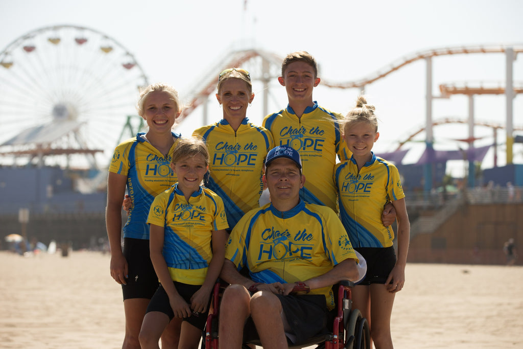 Chair the Hope: Funding Wheelchairs Around the World