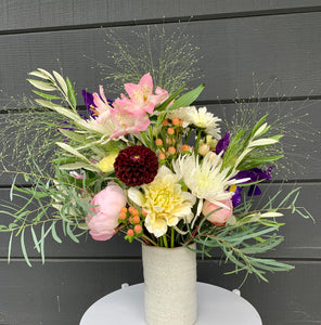 Large Seasonal Arrangement