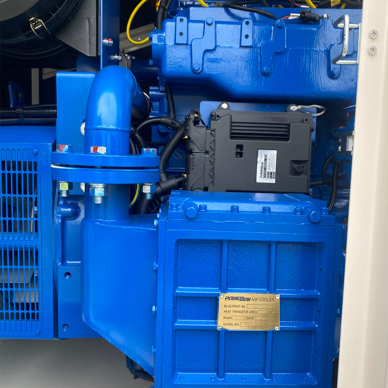 150KW LPG Gas Generator 415V, 3 Phase: Powered by PowerLink