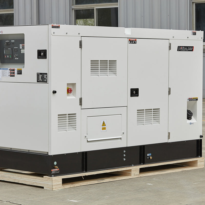 DT135C5S, 145 kVA Diesel Generator 415V, 3 Phase: Powered by Cummins