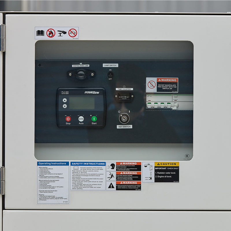 DT380C5S, 425 kVA Diesel Generator 415V, 3 Phase: Powered by Cummins