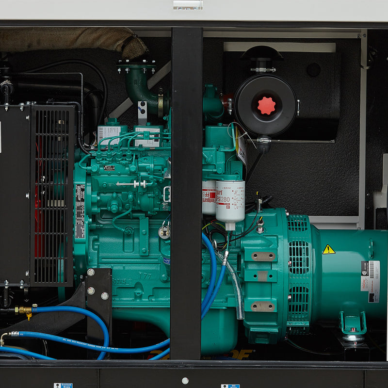 DT180C5S, 198 kVA Diesel Generator 415V, 3 Phase: Powered by Cummins