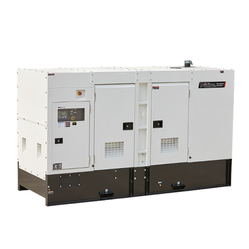 PRE SALE DT165P5S, 182kVA Diesel Generator 415V, 3 Phase: Powered by PowerLink