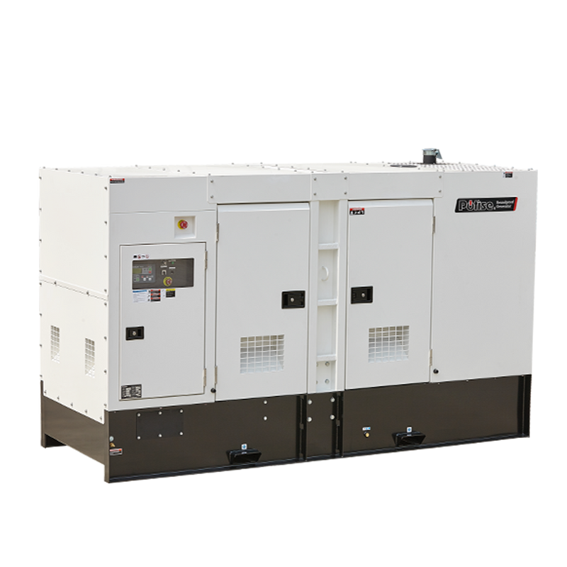 DT250C5S, 264kVA Diesel Generator 415V, 3 Phase: Powered by Cummins