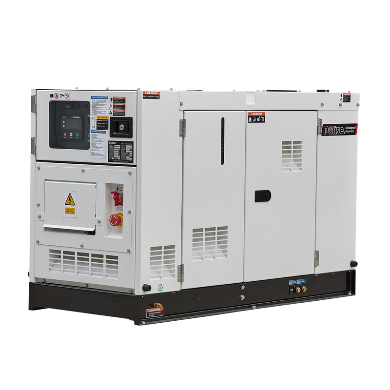 SDT30C5S, 34kVA Diesel Generator 240V, 1 Phase: Powered by Cummins