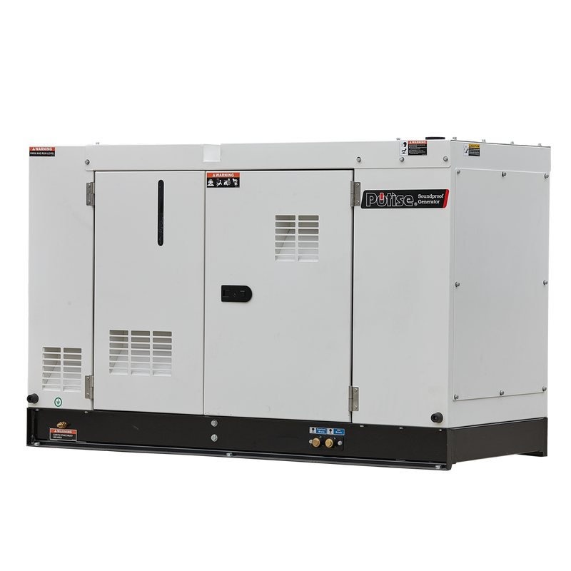 SDP20K5S, 20kVA Diesel Generator 240V, 1 Phase: Powered by Kubota