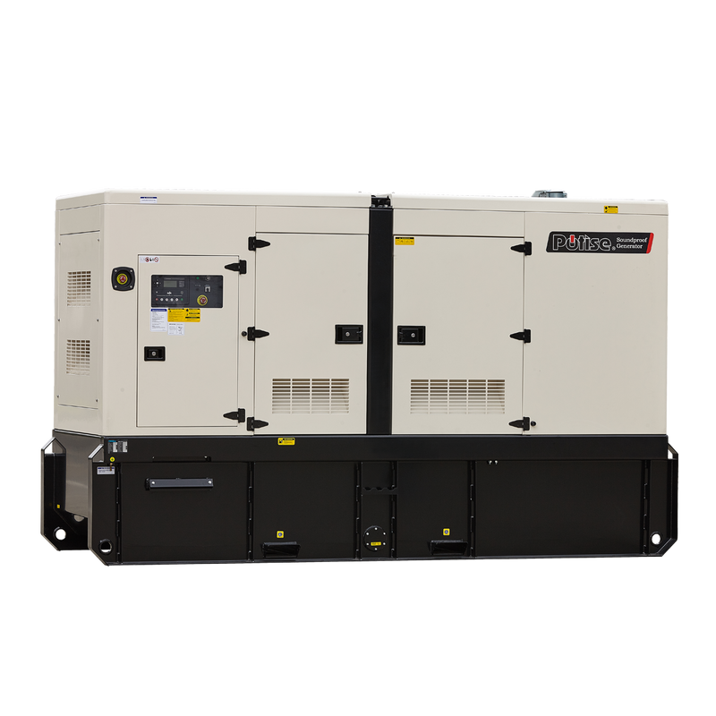 DT375P5S, 412kVA Diesel Generator 415V, 3 Phase: Powered by PowerLink