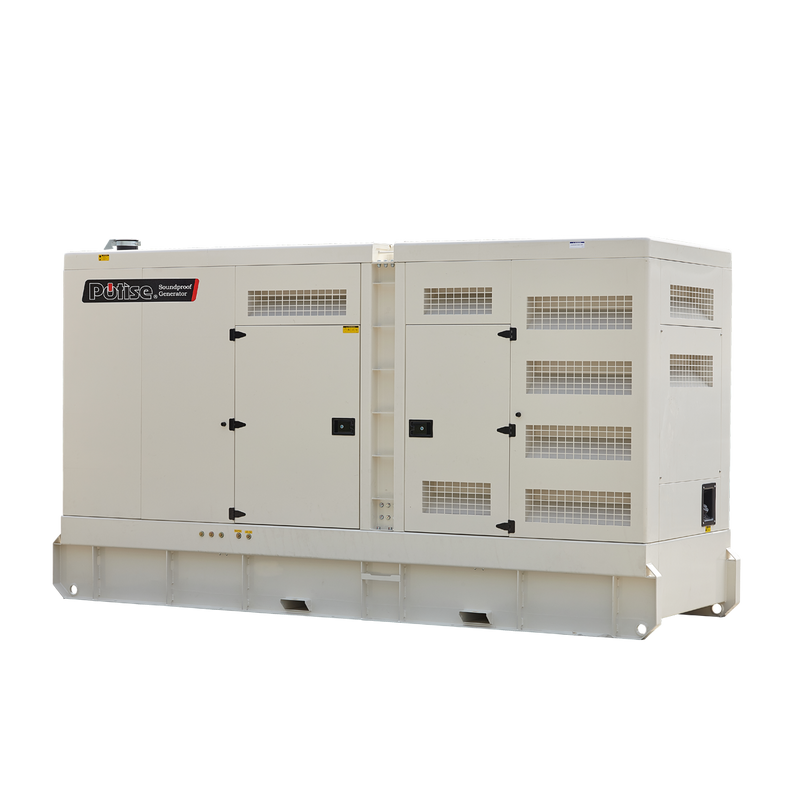 DT450P5S, 495kVA Diesel Generator 415V, 3 Phase: Powered by PowerLink
