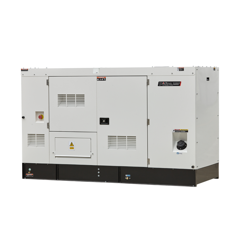 DP45C5S, 45kVA Diesel Generator 415V, 3 Phase: Powered by Cummins