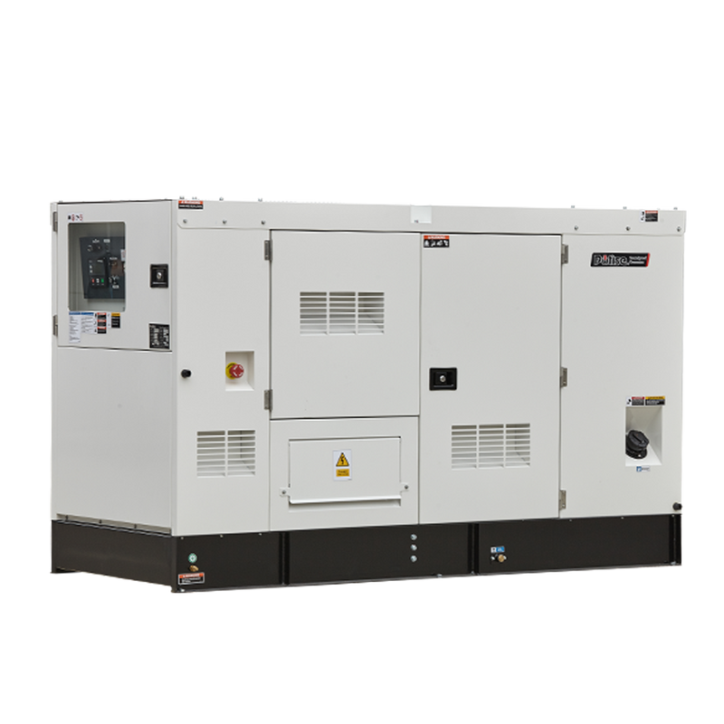 DT125P5S, 138kVA Diesel Generator 415V, 3 Phase: Powered by PowerLink