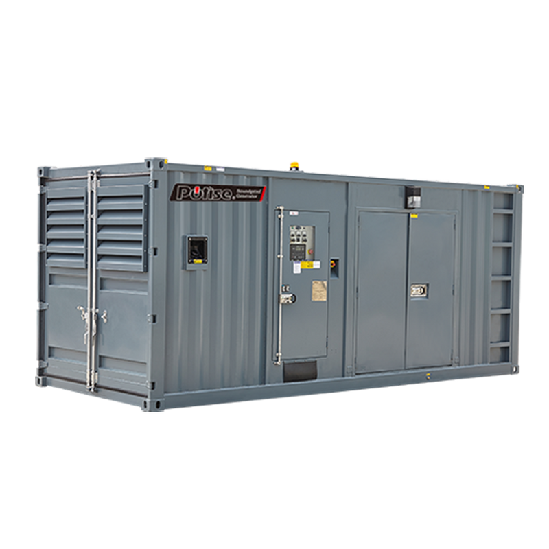 PRE SALE DT900P5S, 1000kVA Diesel Generator 415V, 3 Phase: Powered by  PowerLink