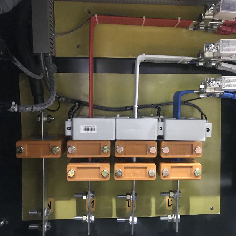 200KW Manual Loadbank