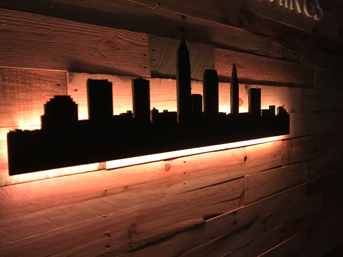 HAND CRAFTED LED SIGNS
