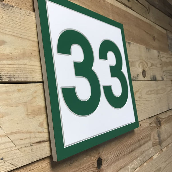 Boston Celtics Retired Sports Numbers