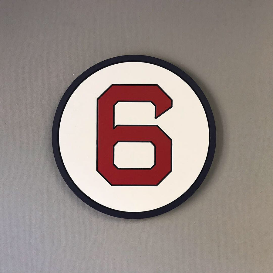 Boston Red Sox Retired Numbers