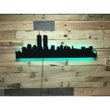 Load image into Gallery viewer, New York City Skyline - V2 (Twin Towers)