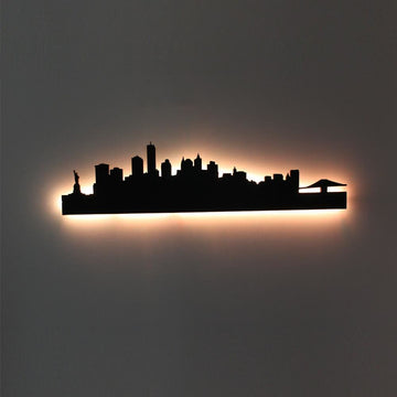 New York City Skyline - V3