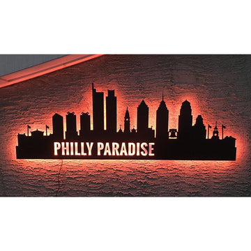 Philadelphia Skyline 2018 - Wall Decor