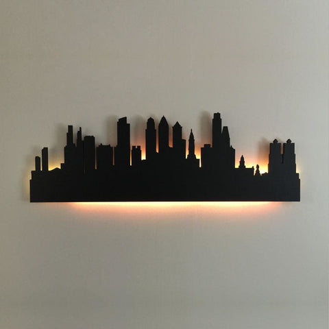Philadelphia Skyline - Wall Decor
