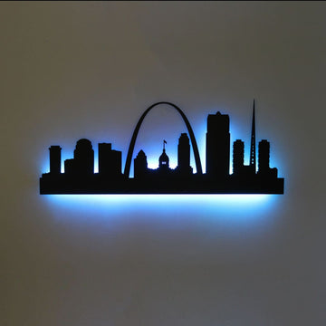St. Louis Skyline - Wall Decor
