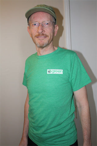 Green Party of Manitoba T-shirts