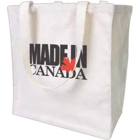 Made in Canada Custom Tote Bag