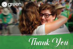 Canada's Greenest Thank you Cards