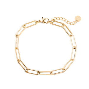 Chain it up Bracelet Gold