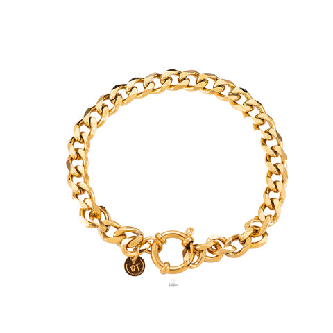 Hustle Bracelet Gold