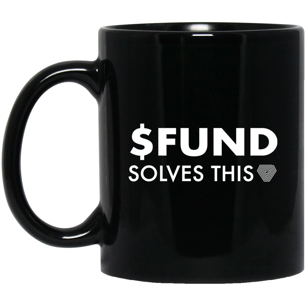 $FUND Solves This Mug